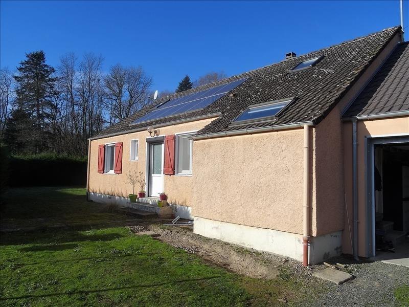 Vente maison / villa La chapelle aux chasses 128400€ - Photo 10