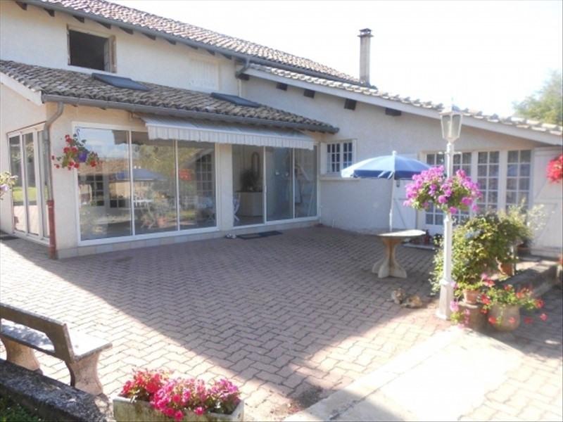 Sale house / villa St didier sur chalaronne 397000€ - Picture 2