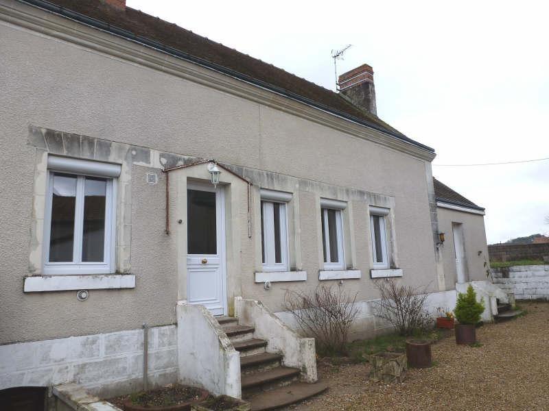 Location maison / villa Senille 495€ CC - Photo 1