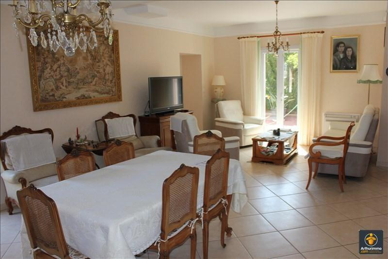 Deluxe sale house / villa St raphael les plaines 629000€ - Picture 2