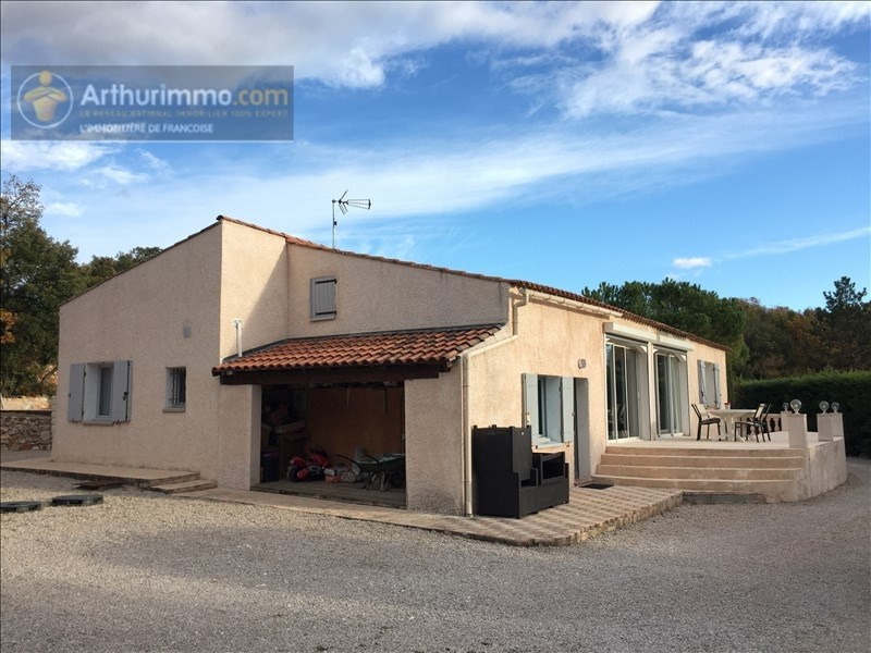 Vente maison / villa St maximin la ste baume 445000€ - Photo 1