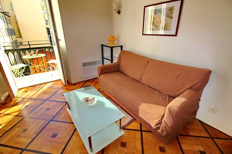 Rental apartment Nice 760€ CC - Picture 6