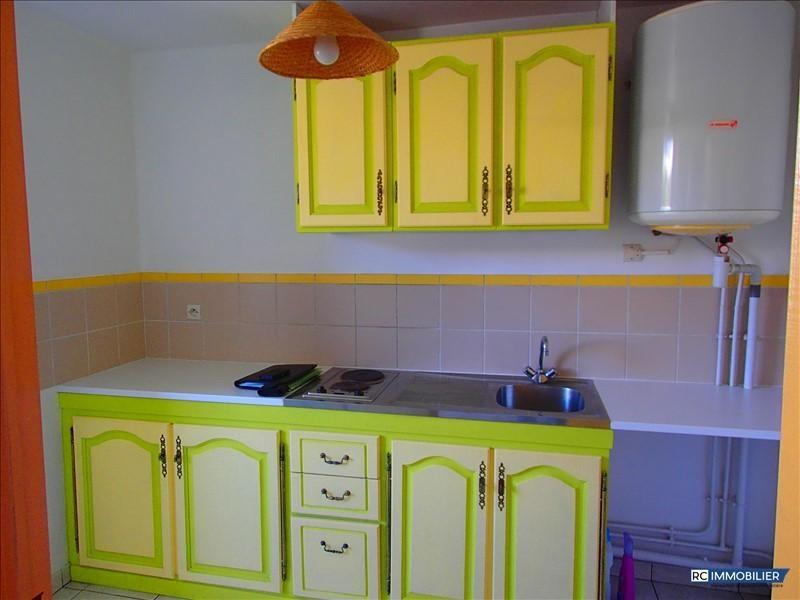 Sale apartment Moufia 108000€ - Picture 2