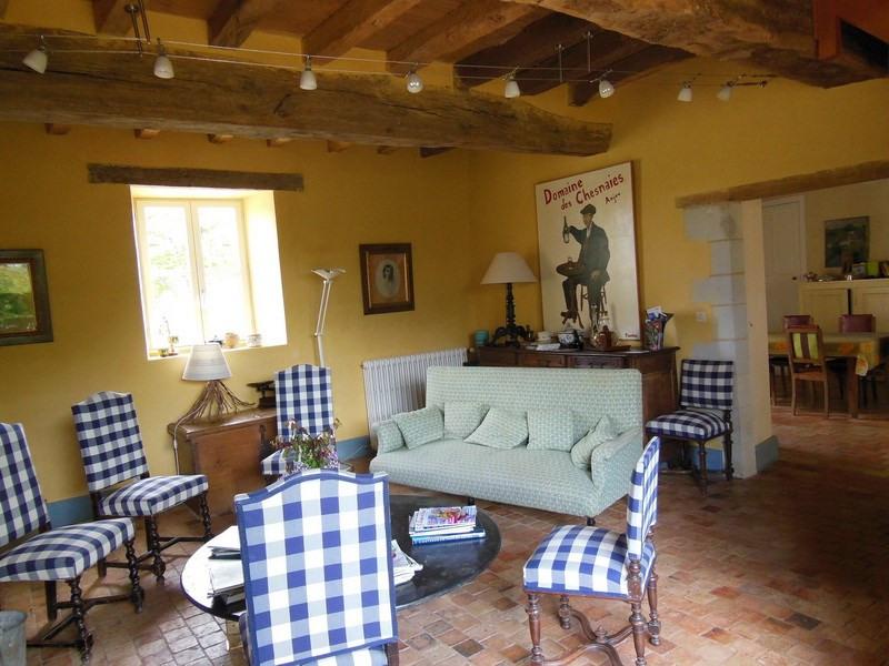 Vente de prestige maison / villa Angers 25 mn sud 945000€ - Photo 7