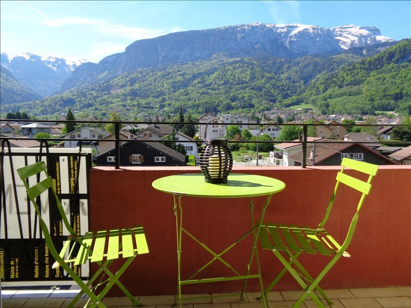 Sale apartment Marnaz 130 000€ - Picture 3