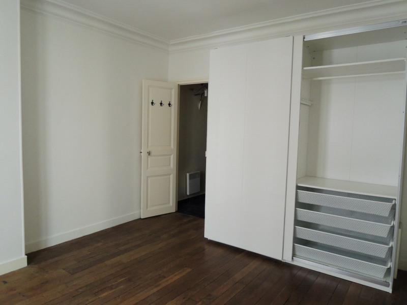 Rental apartment Paris 17ème 1 058€ CC - Picture 3