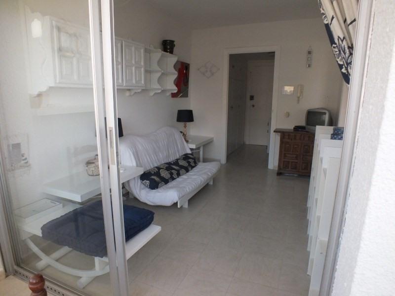 Location vacances appartement Roses santa-margarita 384€ - Photo 10