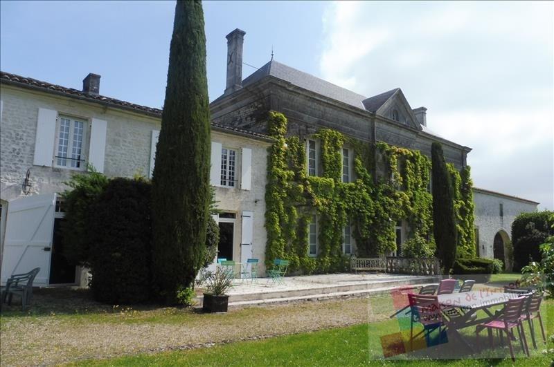 Vente de prestige maison / villa Jarnac champagne 609000€ - Photo 3
