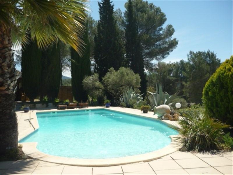 Vente de prestige maison / villa La bouilladisse 725000€ - Photo 2