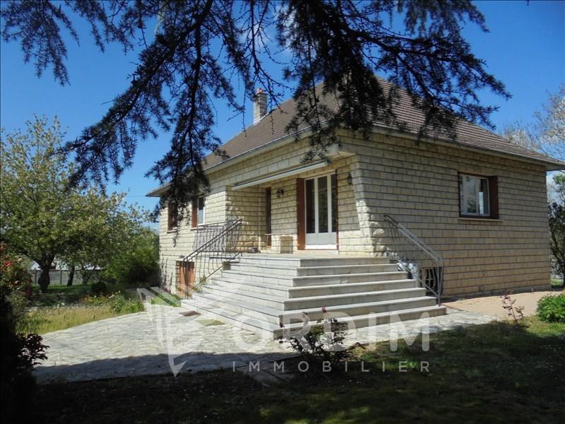 Sale house / villa Beaulieu sur loire 143000€ - Picture 2