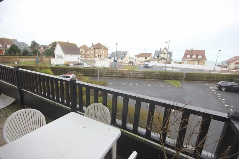 Sale apartment Villers sur mer 134300€ - Picture 1
