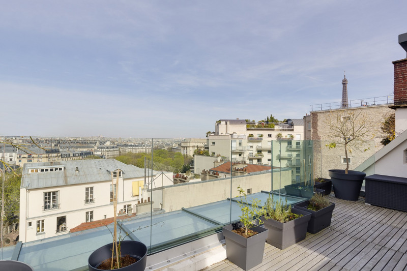 Vente de prestige appartement Paris 16ème 3 890 000€ - Photo 5