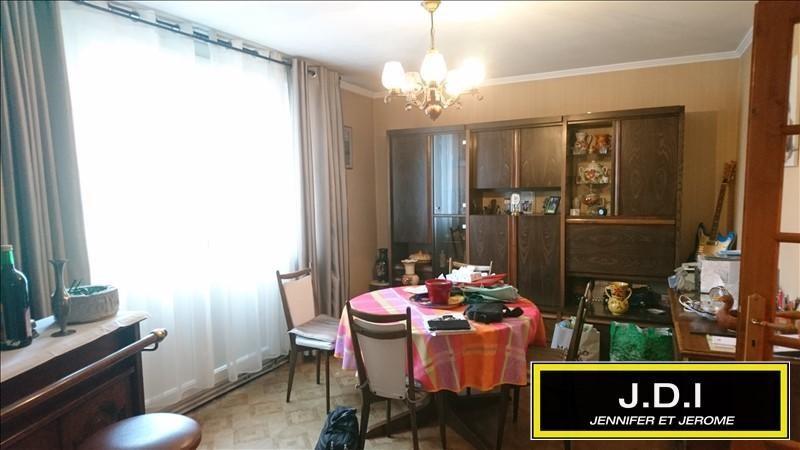 Sale apartment Villetaneuse 135000€ - Picture 2