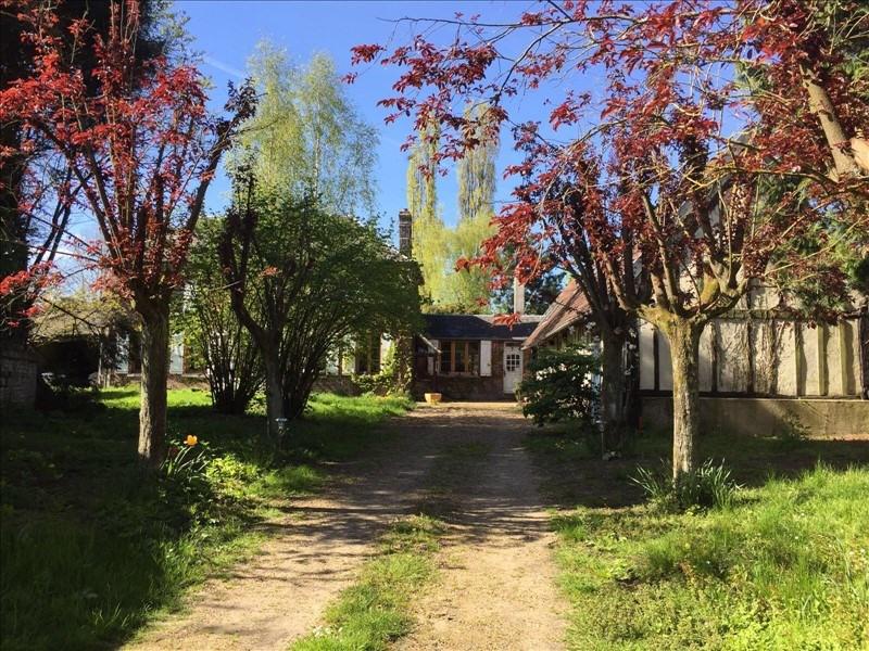 Sale house / villa Pontoise 320000€ - Picture 2