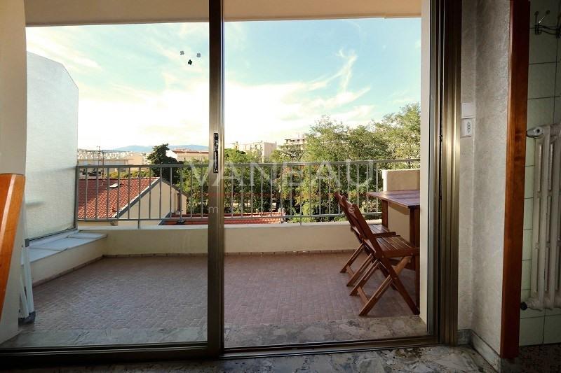 Vente de prestige appartement Juan-les-pins 132500€ - Photo 5