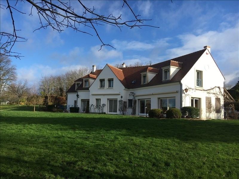 Vente de prestige maison / villa Chambourcy 1680000€ - Photo 1