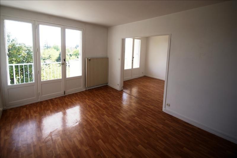 Vente appartement Bordeaux 170000€ - Photo 2