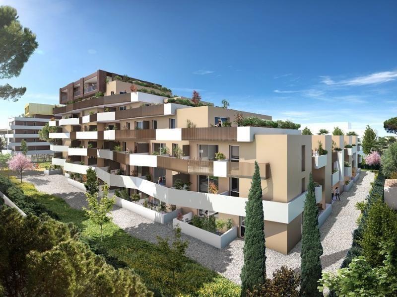 Sale apartment Montpellier 215000€ - Picture 1