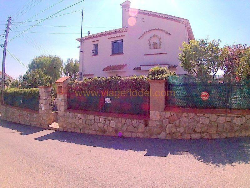 Vendita nell' vitalizio di vita casa Antibes 498000€ - Fotografia 3
