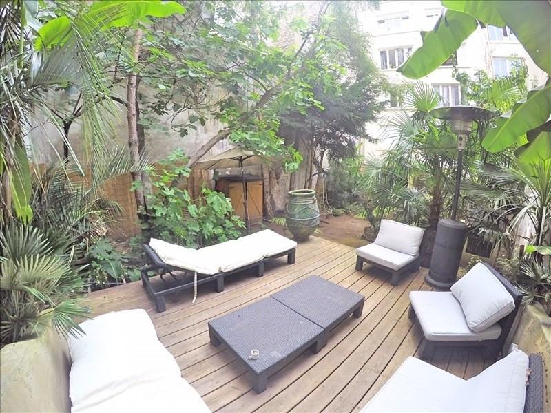 Vente appartement Paris 11ème 490000€ - Photo 1