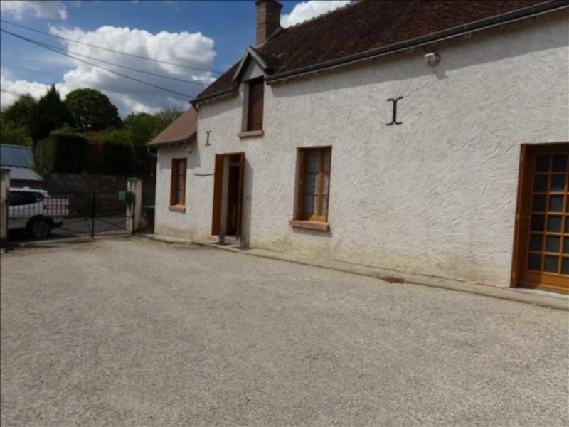 Vente maison / villa Chatillon sur cher 116500€ - Photo 1