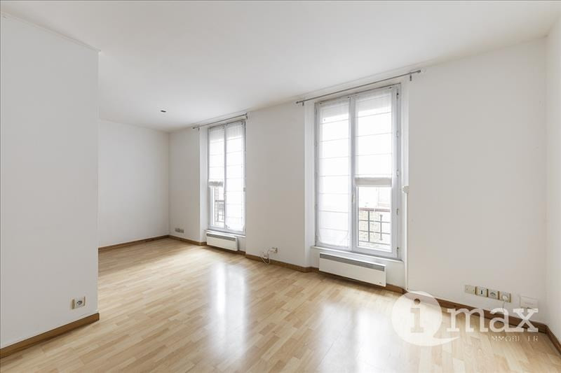 Sale apartment Levallois-perret 339000€ - Picture 1