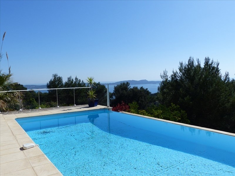 Deluxe sale house / villa Hyeres 1 570 000€ - Picture 3