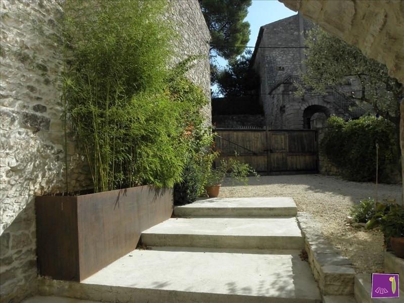 Verkoop van prestige  huis Barjac 495000€ - Foto 13