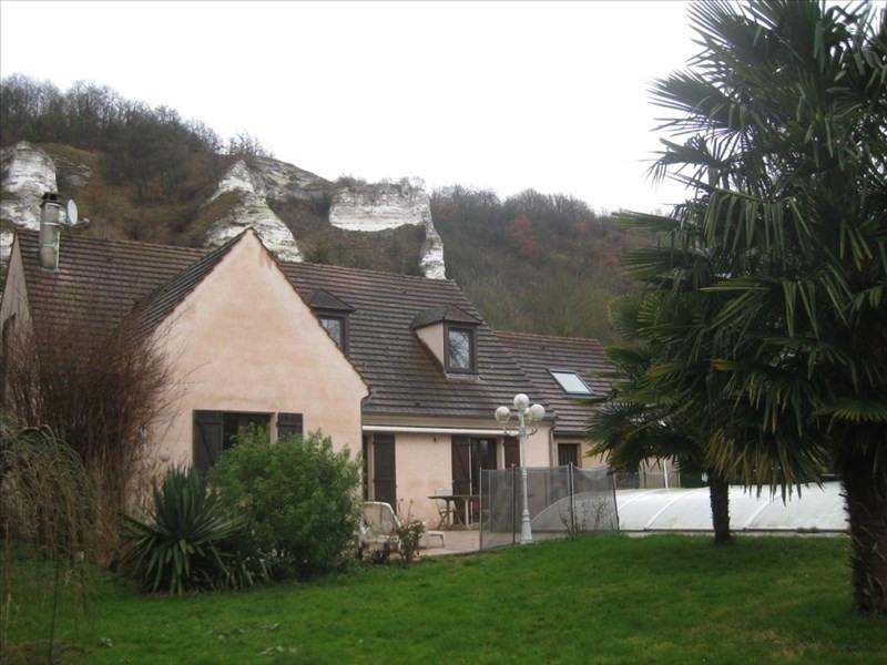 Sale house / villa Haute isle 367000€ - Picture 1