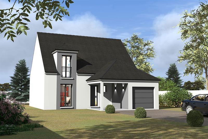 """Modèle de maison  """"Modèle de maison 5 pièces"""" à partir de 5 pièces Val-de-Marne par MAISONS BERVAL – DIRECTION COMMERCIALE"""