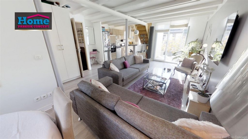 Vente maison / villa Suresnes 850000€ - Photo 3