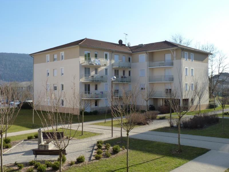 Vente appartement Bellignat 54500€ - Photo 1