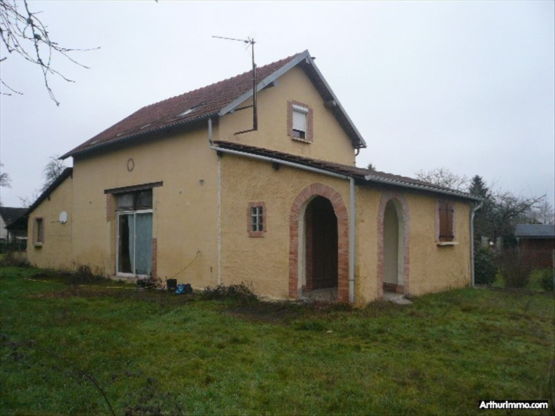 Vente maison / villa Sancerre 90 000€ - Photo 1