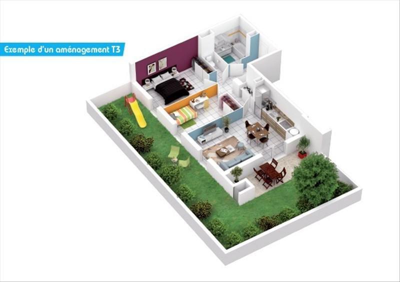 Vente appartement Montpellier 198500€ - Photo 2