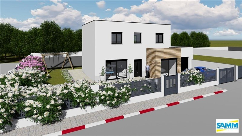 Vente maison / villa Mennecy 434 556€ - Photo 1