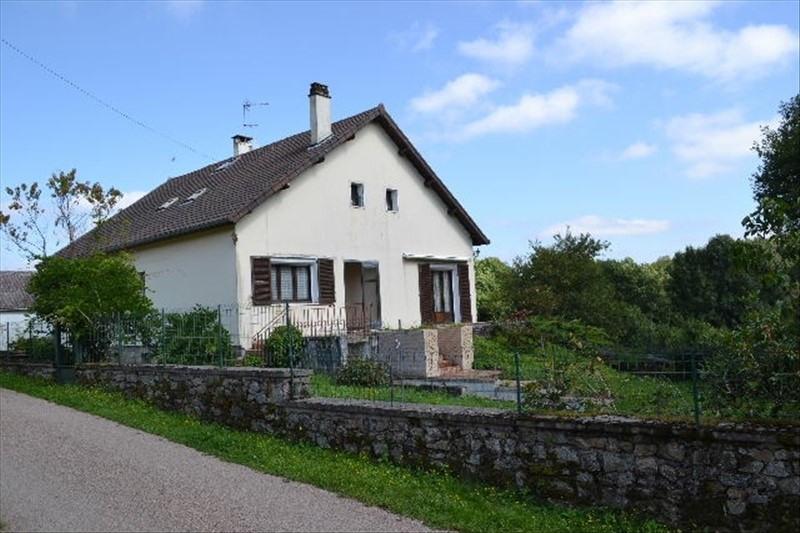 Sale house / villa St brisson 108000€ - Picture 5