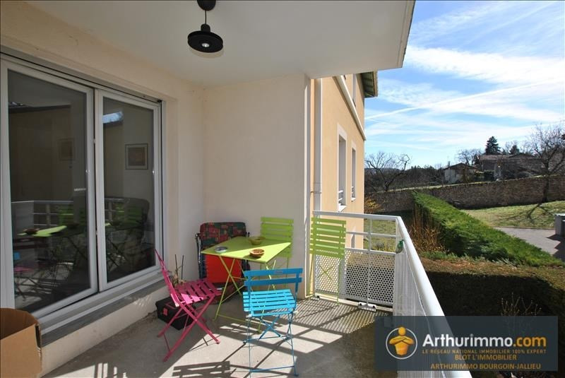 Investment property apartment L'isle d'abeau 110 000€ - Picture 3