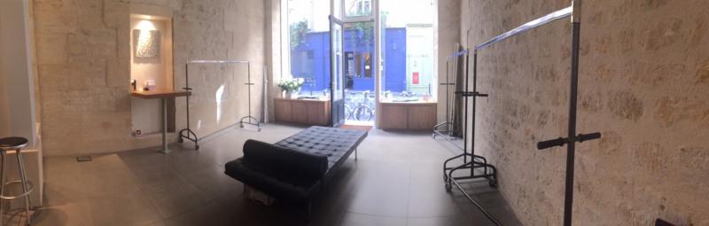 Rental shop Paris 2ème 2860€ +CH - Picture 1