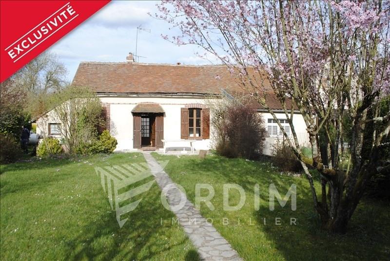 Sale house / villa Bleneau 72000€ - Picture 1