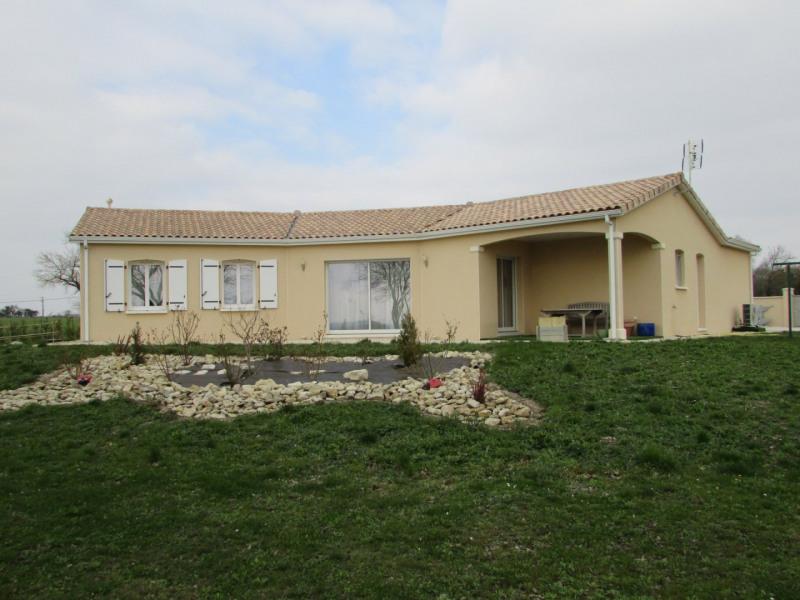 Vente maison / villa Aigre 195000€ - Photo 1