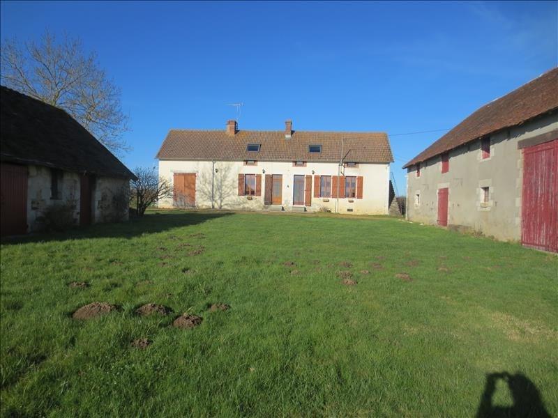 Vente maison / villa Bresnay 171000€ - Photo 1