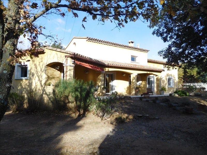 Vente maison / villa Carpentras 430 000€ - Photo 2