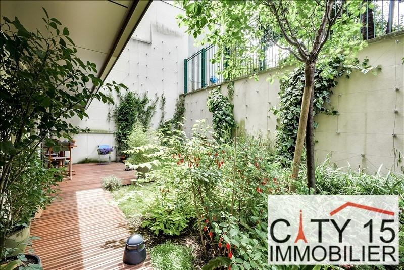 Vente de prestige appartement Paris 15ème 865000€ - Photo 7