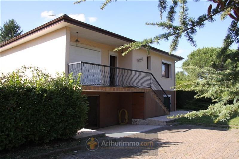 Sale house / villa Tossiat 195000€ - Picture 1