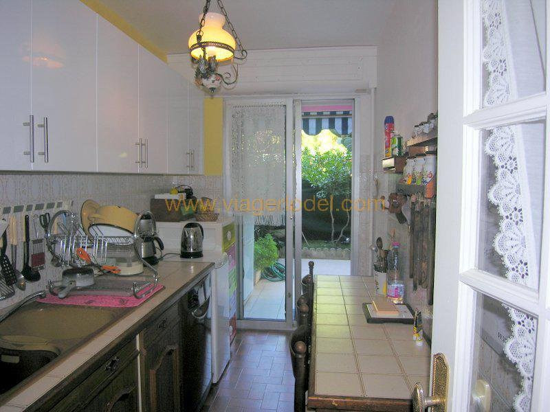 Viager appartement Antibes 74 000€ - Photo 4