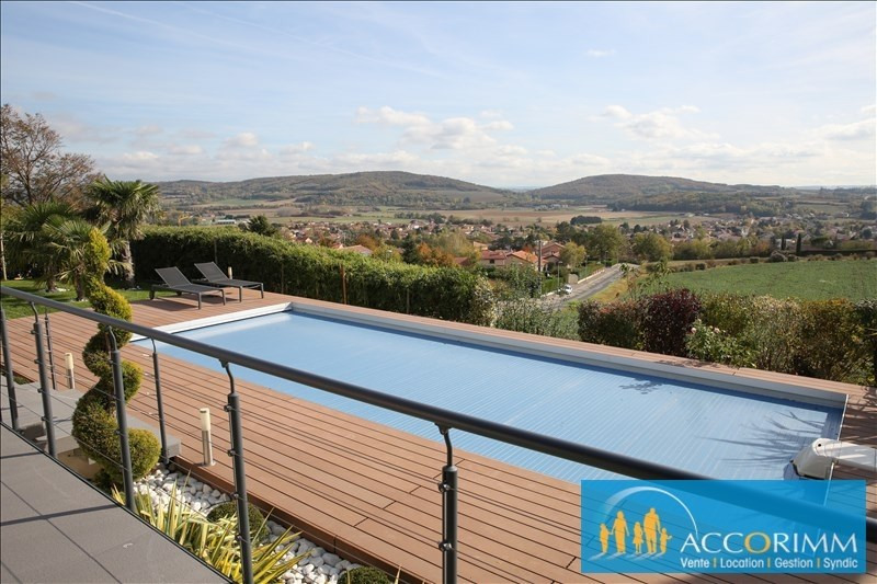 Deluxe sale house / villa Communay 916000€ - Picture 9