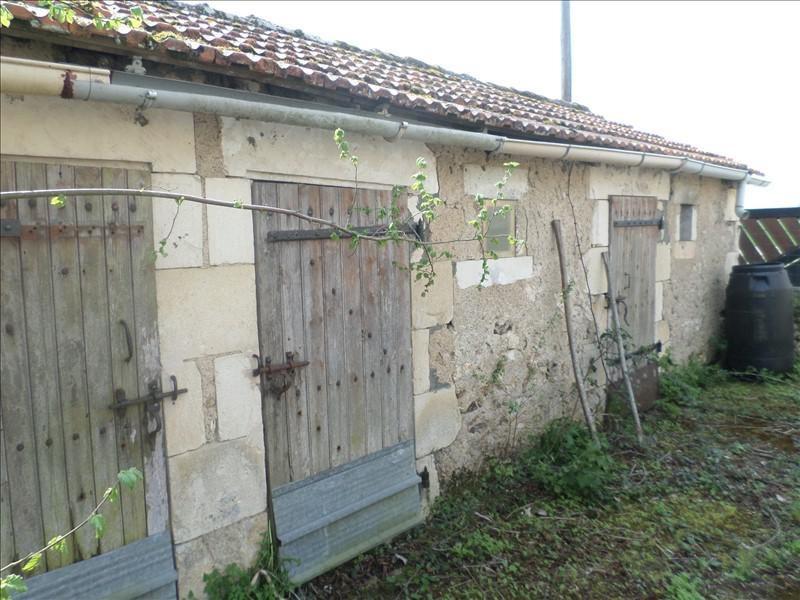 Vente maison / villa Chapelle viviers 49500€ - Photo 9