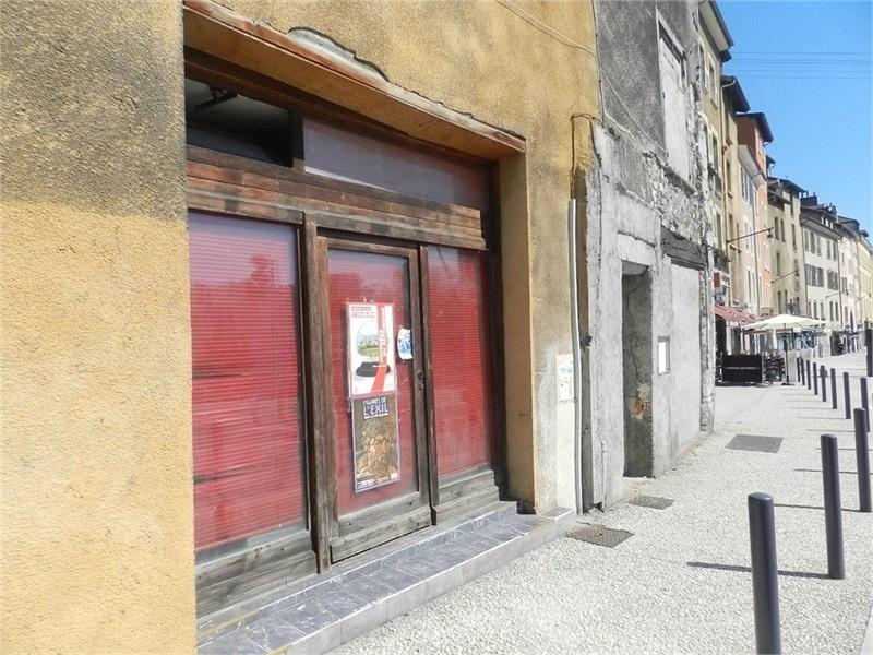 Vente Local commercial Grenoble 0