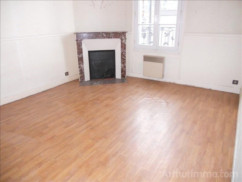 Vente appartement Fontenay sous bois 221000€ - Photo 1
