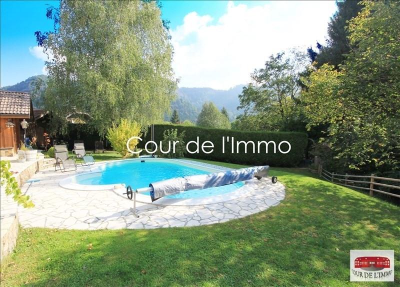 Verkauf von luxusobjekt haus Fillinges 580000€ - Fotografie 8